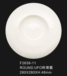ROUND BOWL飛碟碗11""